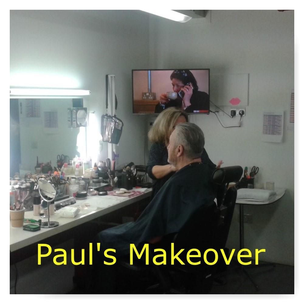 eggheads paul's makeover