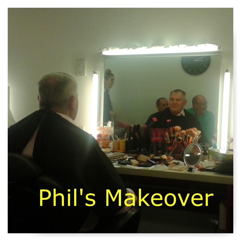 Eggheads Phil's Makeover